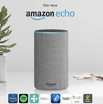 amazon echo 2 generation cyber monday woche